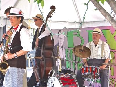 Bix Beiderbecke Concert Sunnyside Video & Photos | bix beiderbecke concert sunnyside video photos 2015