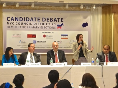Queens Democratic Party Machine & District 23 | district 23 nyc city council race queens democratic party machine