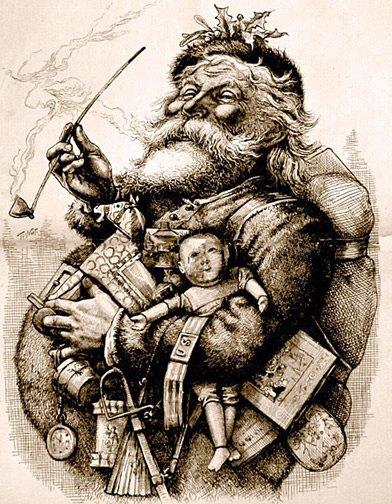 The Dutch Origins of Santa Claus in Queens NYC | dutch origins of santa claus queens nyc st nicholas day celebrations manhattan queens nyc king manor museum programs jamaica ny nyc