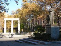 Athens Park - Astoria NY | Athena Park Astoria section Queens NY outdoor space parks Astoria neighborhood Queens NY