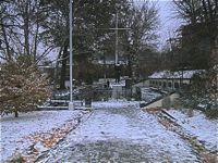 Doughboy Park - Woodside NY | Doughboy Park Woodside Queens NY historic commemoration of WWI soldiers near Windmuller Park Virgilio Playground near Sunnyside things to do outdoors track monkey bars handball courts bandshell Woodside Sunnyside section Queens NY
