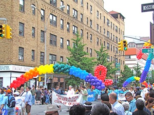LGBT Parade In Jackson Heights 2011 & Photos | LGBT Parade Jackson Heights 2011 LGBT parade photos 2011 lesbian gay bisexual trans gender parade in jackson heights