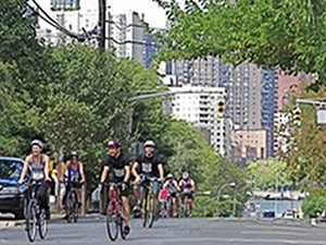 TA Queens - Century Bike Ride In Astoria Park | ta queens transportation alternatives queens century bike ride queens astoria park rest stop