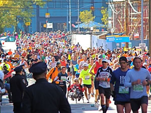Places To Watch The NYC Marathon In Queens | best places to watch the nyc marathon in queens lic long island city best places to watch the nyc marathon best viewing times for nyc marathon in queens
